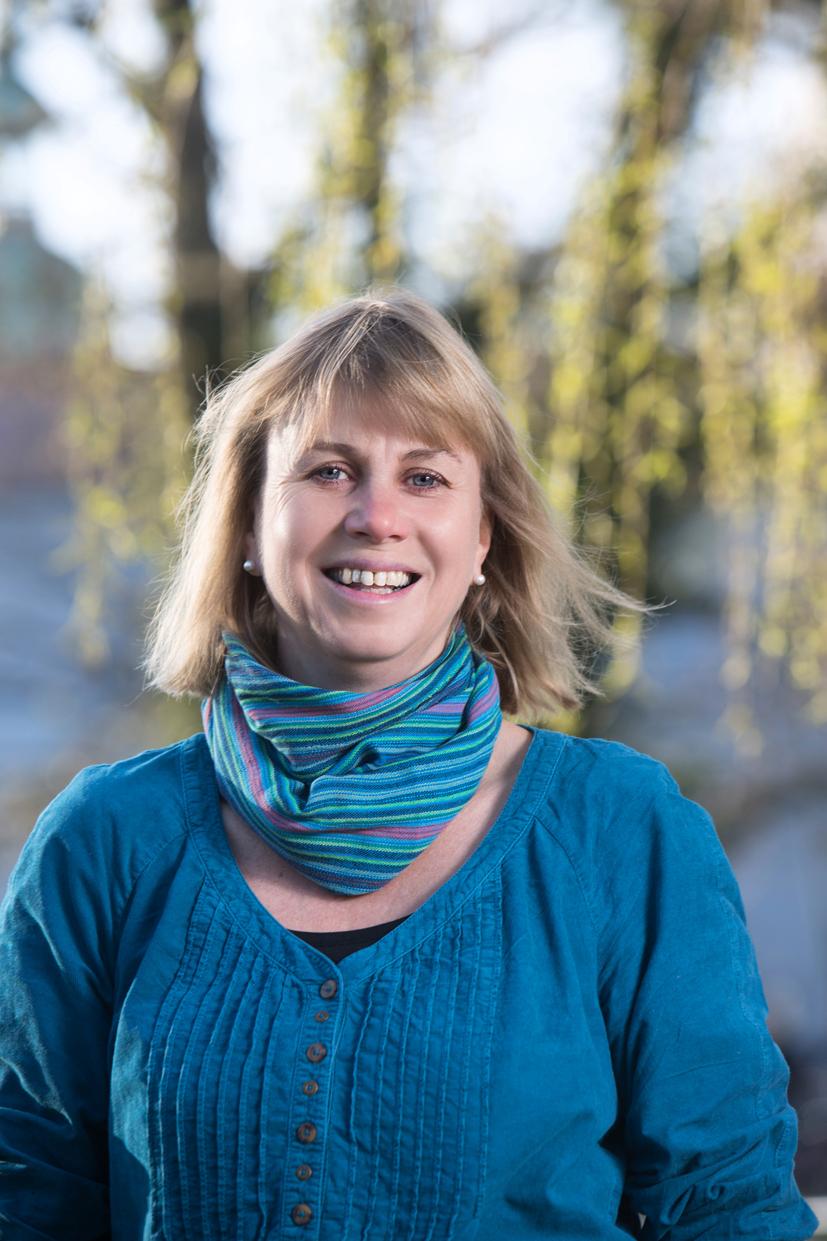 Anett Kindler : Stellvertretende Fraktionsvorsitzende